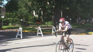 2nd lap. Verona. Tired