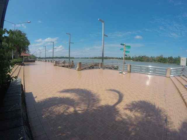 Surat Thani Riverwalk