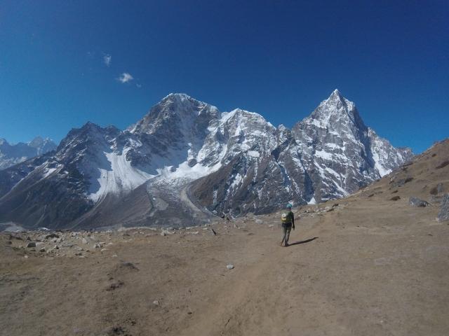 Nepal. You're beautiful. Too beautiful?