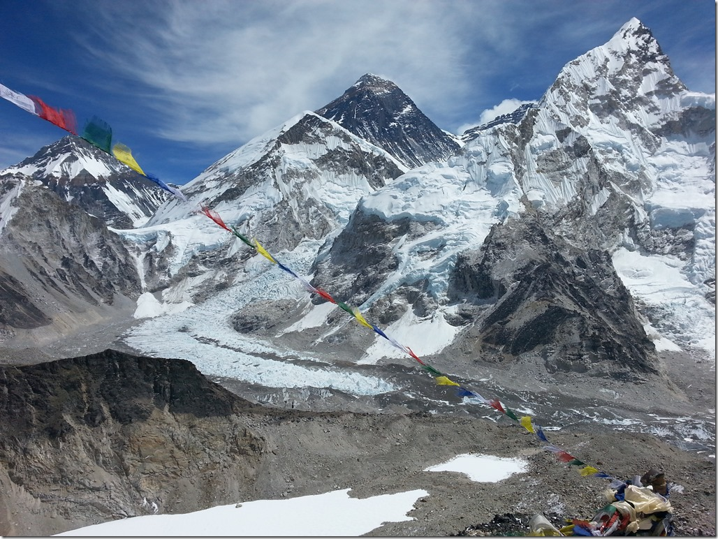 Kala Pattar view of Everest