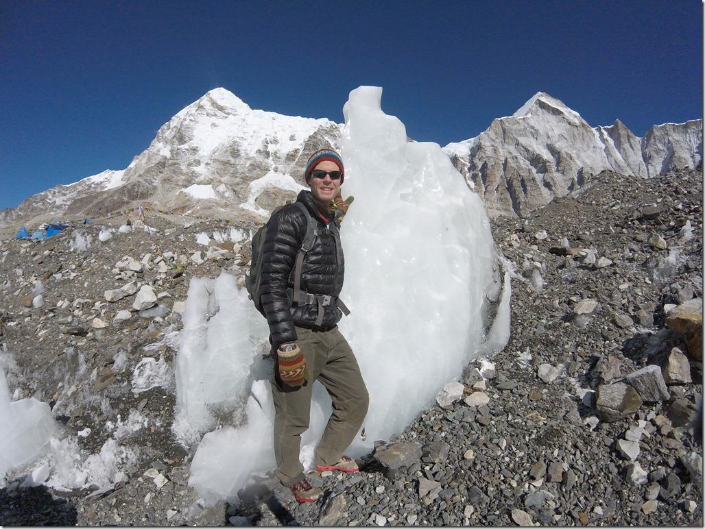 Everest Base Camp Ice Chunks
