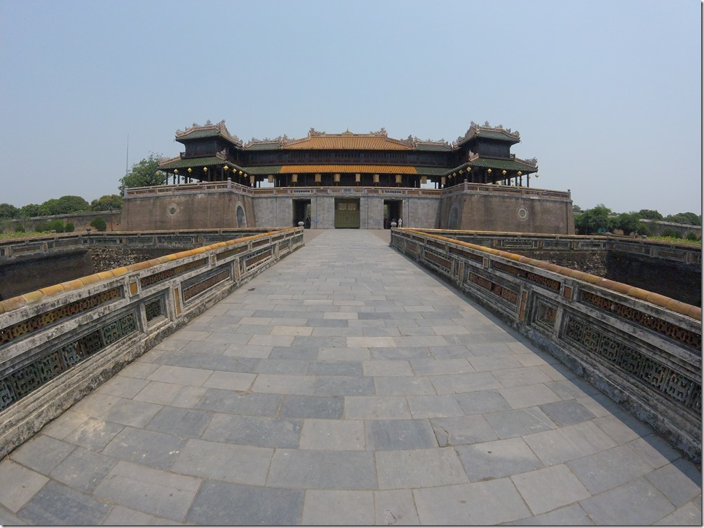 Imperial City, Hue.