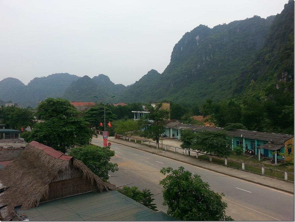 Phong Nha Main Street