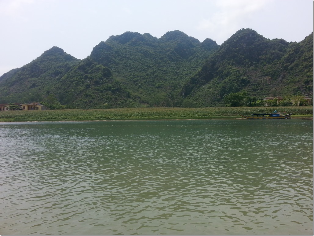 River in Phong Nha