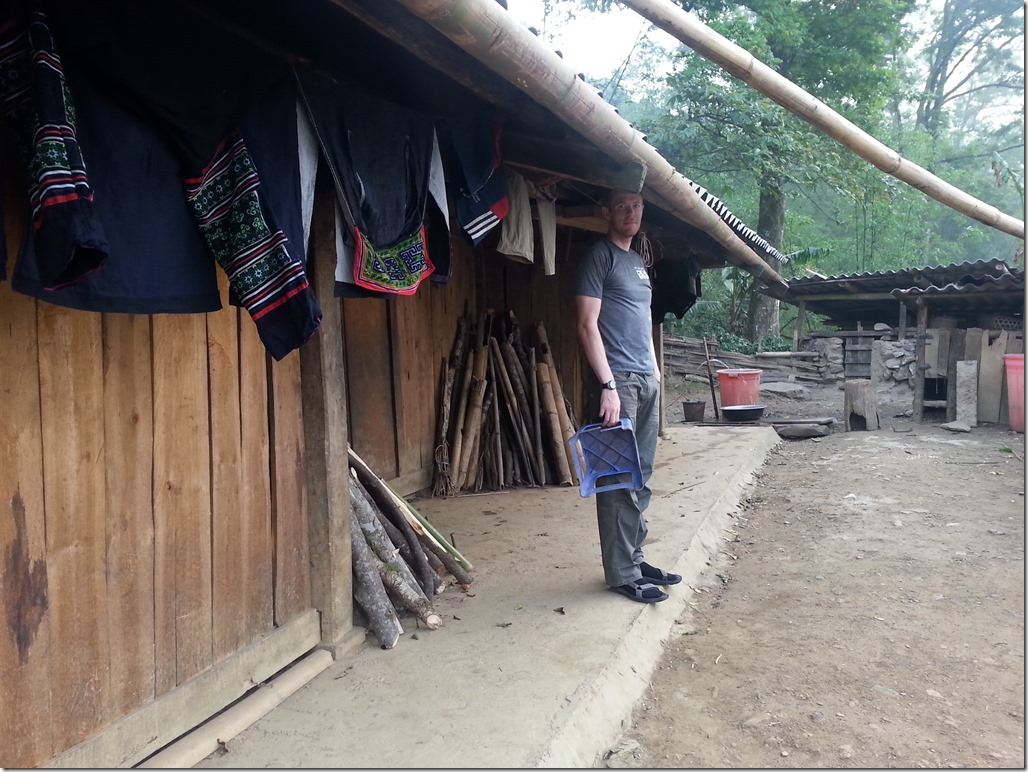 Housing in Sapa