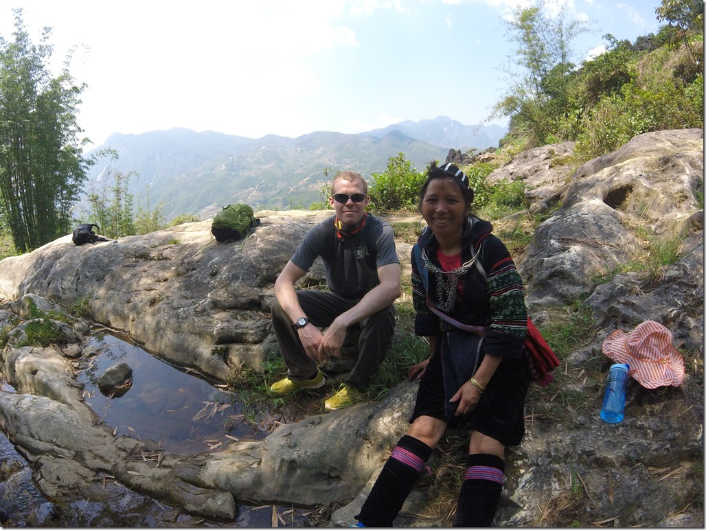 Sapa black hmong guide