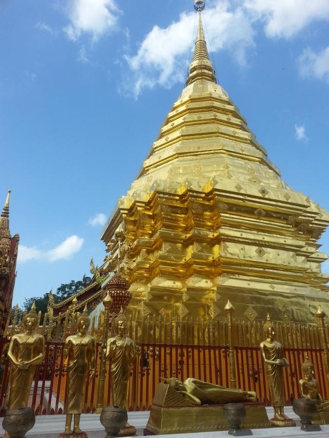 Doi Suthep. Chiang Mai, Thailand.