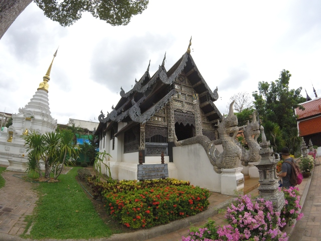 Chiang Maid, Thailand.