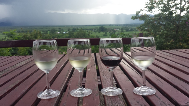 Red Mountain Winery near Inle Lake.